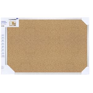 Legamaster Universal Kork Pinboard 90x120 cm,...