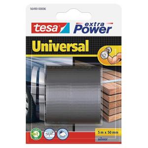 tesa extra Power Universal Gewebeband - 5 m x 50 mm -...