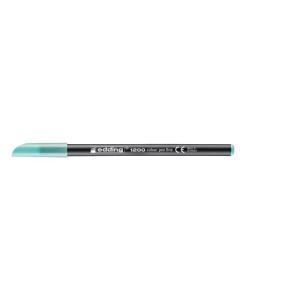 edding 1200 colour pen fine Fasermaler - 1 mm - apfelsorbet