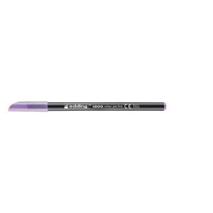 edding 1200 colour pen fine Fasermaler - 1 mm - beerig...