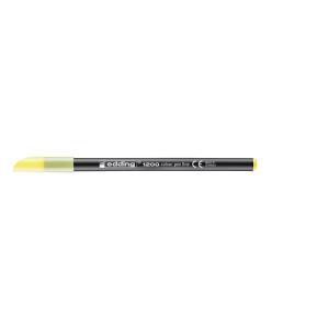 edding 1200 colour pen fine Fasermaler - 1 mm - honigmelone