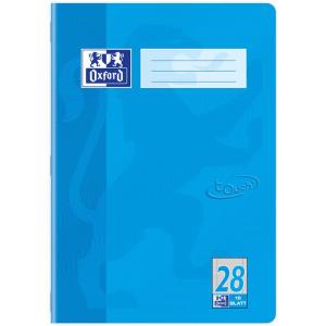 Oxford Schulheft Touch - DIN A4 - Lineatur 28 - 16 Blatt