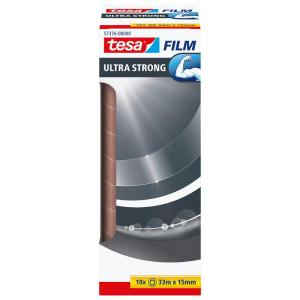 tesa tesafilm Utra Strong PVC - 33 m x 15 mm -...
