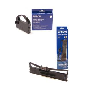 Epson Farbband, für ERC-38, Nylon, schwarz