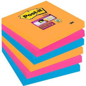 Post-it Haftnotiz Super Sticky Notes Bangkok, 76x76mm,...