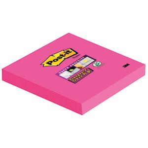 Post-it Haftnotiz Super Sticky Notes, Blatt 90/Block,...