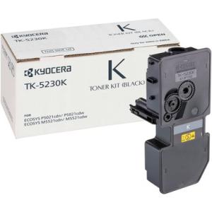 Kyocera TK-5230K Original Lasertoner - black