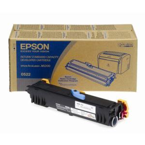 Epson S050522 Original Lasertoner - black