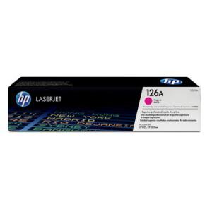 HP 126A Original Lasertoner - magenta