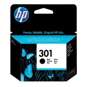HP 301 Original Druckerpatrone - black
