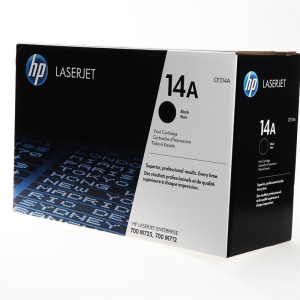 HP 14A Original Lasertoner - black