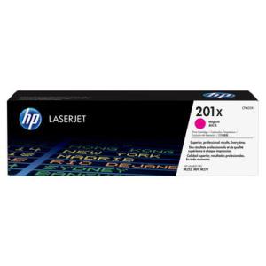 HP 201X Original Lasertoner - magenta