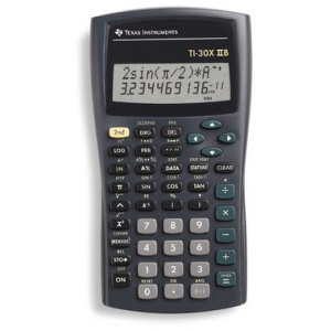 Texas Instruments Taschenrechner TI-30XII B, Display...