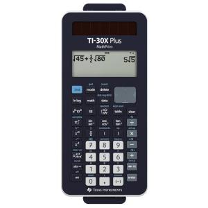 Schulrechner Texas Instruments TI 30 Plus MathPrint