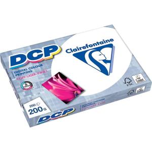 Clairefontaine DCP Kopierpapier - DIN A4 - 200 g/m²...