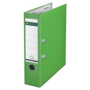 Leitz Ordner 180° - DIN A4 - 8 cm - hellgrün