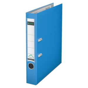 Leitz Ordner 180° - DIN A4 - 5,2 cm - hellblau