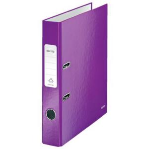 Leitz Ordner 180° WOW - DIN A4 - 5,2 mm - violett
