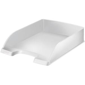 Leitz Briefkorb Plus Style - DIN A4 - weiß
