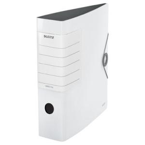 Leitz Ordner Solid 180° - DIN A4 - 8,2 cm - weiß