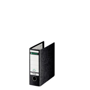 Leitz Ordner 180° - DIN A5 hoch - 8 cm - schwarz