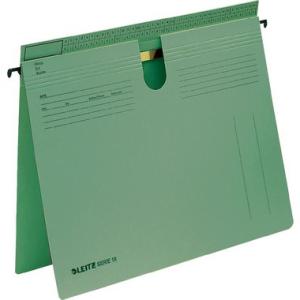 Leitz Hängehefter Serie 18 - DIN A4 - grün