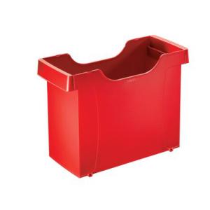 Leitz Hängemappenbox Uni-Box - für 20 Mappen -...