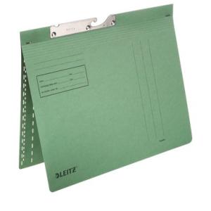 Leitz Pendelhefter Combi - DIN A4 - grün