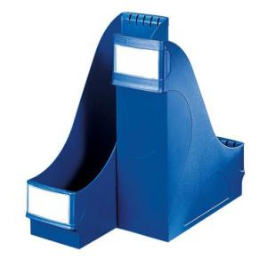 Leitz Stehsammler - DIN A4 - extrabreit - blau