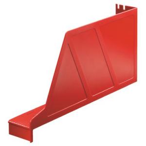 Leitz Stehsammler Standard - für DIN A4 - rot