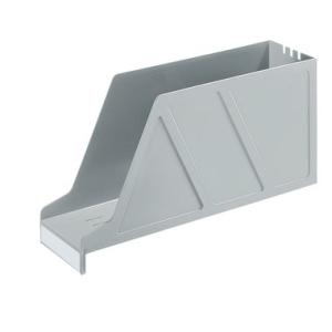 Leitz Stehsammler Standard - für DIN A4 - lichtgrau