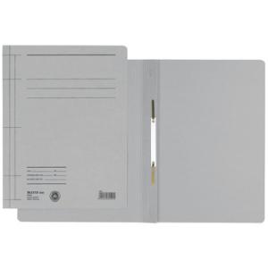 Leitz Schnellhefter Rapid - DIN A4 - Manila-Karton - grau