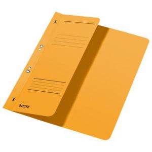 Leitz Ösenhefter - DIN A4 - halber Vorderdeckel - gelb