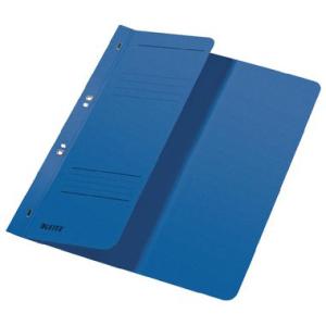 Leitz Ösenhefter - DIN A4 - halber Vorderdeckel - blau