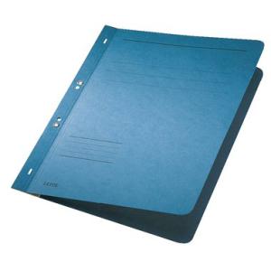 Leitz Ösenhefter - DIN A4 - ganzer Vorderdeckel - blau