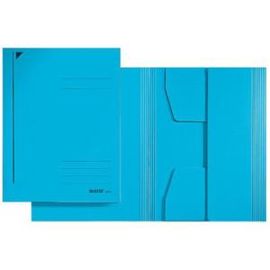 Leitz Jurismappe - Einschlagmappe - DIN A3 - blau