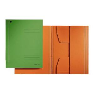 Leitz Jurismappe - Einschlagmappe - DIN A3 - grün