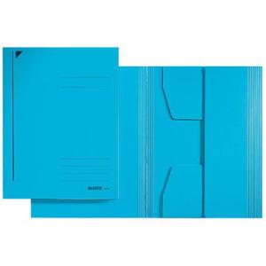 Leitz Jurismappe - Einschlagmappe - DIN A4 - blau