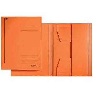 Leitz Jurismappe - Einschlagmappe - DIN A4 - orange