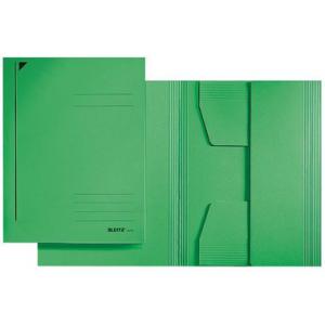 Leitz Jurismappe - Einschlagmappe - DIN A4 - grün