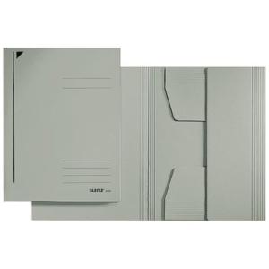 Leitz Jurismappe - Einschlagmappe - DIN A4 - grau