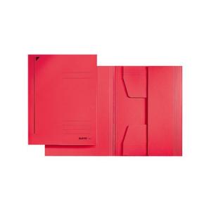 Leitz Jurismappe - Einschlagmappe - DIN A5 - rot