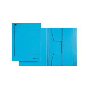 Leitz Jurismappe - Einschlagmappe - DIN A5 - blau