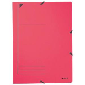 Leitz Eckspanner - DIN A4 - 250 Blatt - rot