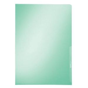 Leitz Sichthülle Premium - DIN A4 - 0,15 mm - grün