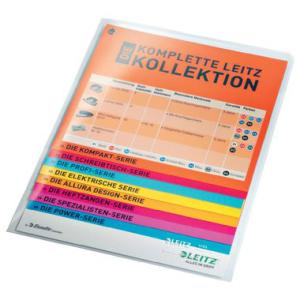Leitz Sichthülle Super Premium - DIN A5 - 0,15 mm -...