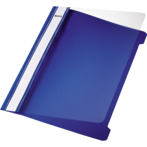 Leitz Schnellhefter - DIN A5 - PVC - blau
