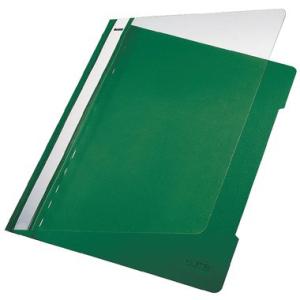 Leitz Schnellhefter - DIN A5 - PVC - grün
