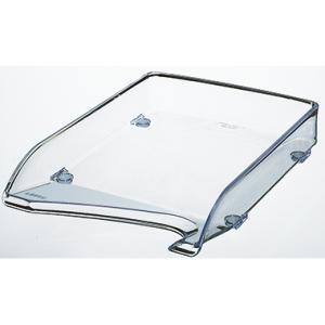 Leitz Briefkorb - elegant - DIN A4+ - glasklar