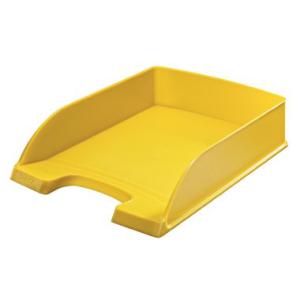 Leitz Briefkorb Standard plus - DIN A4 - gelb
